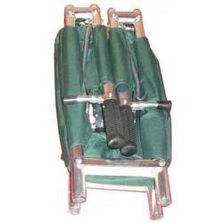 Nosítka evakuační skládací čtyřdílná
