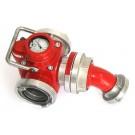 Přetlakový ventil pro požární sport