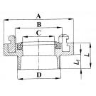 Spojky tlakové hrdlové (2)